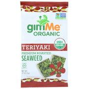 Gimme Organic Roasted Teriyaki , .17 Oz