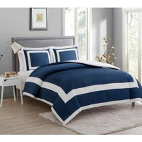 VCNY Home Avianna 3-Piece Bedding Duvet Cover Set, Multiple Colors Available