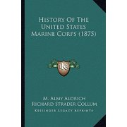 History of the United States Marine Corps (1875)