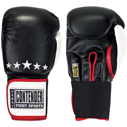 Contender Fight Sports Gel Training Gloves