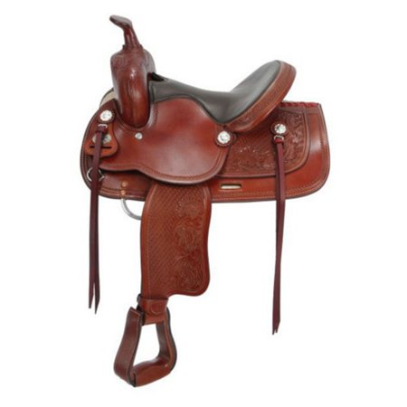 Royal King Dodge Jr. Saddle