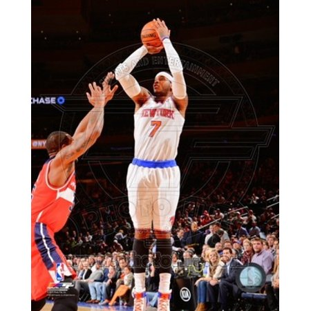Carmelo Anthony 2013-14 Action Sports (Carmelo Anthony Photo)