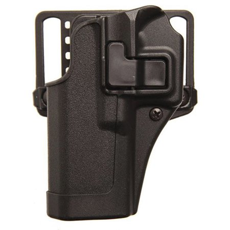 Handgun Concealment Holsters - Blackhawk Serpa CQC Concealment Left Hand Holster Taurus PT Pistols - 410583BK-L