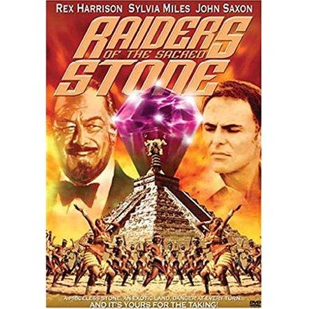 RAIDERS OF THE SECRET STONE(DVD) - image 1 de 1