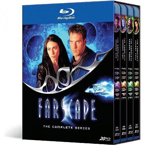 Farscape - Farscape: Complete Series [Blu-ray] [Blu-ray]