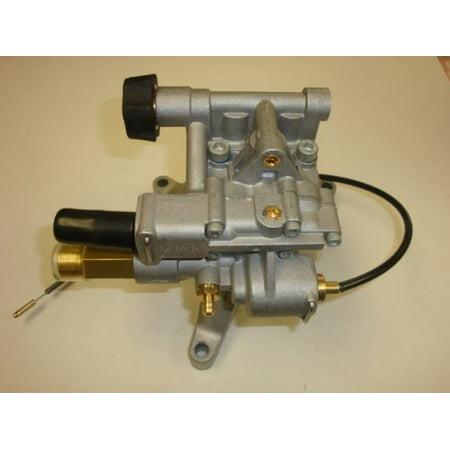 Ryobi 308653064 Pressure Washer Pump RY80940B w/ Thermal Release