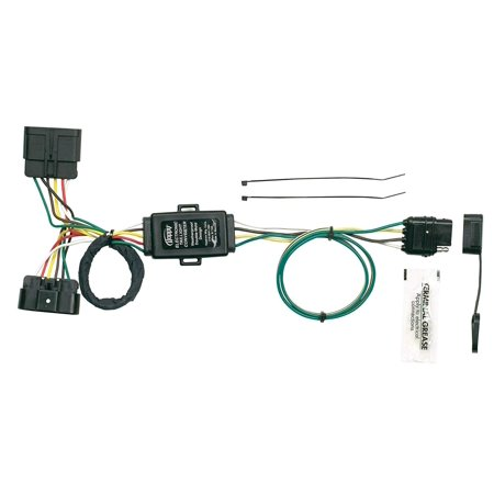 Hopkins 41165 Plug-In Simple Vehicle Wiring Kit, Allows