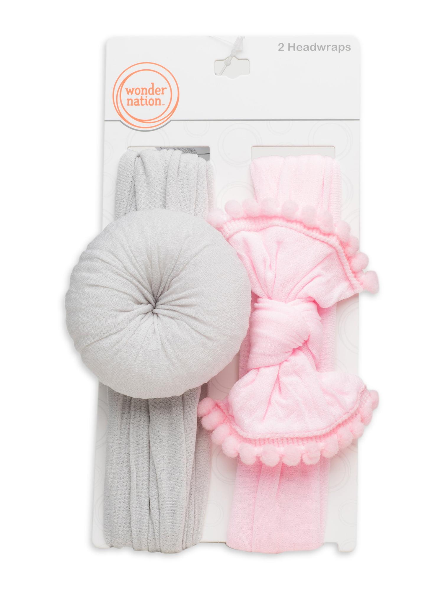 Donut Headwrap Bow