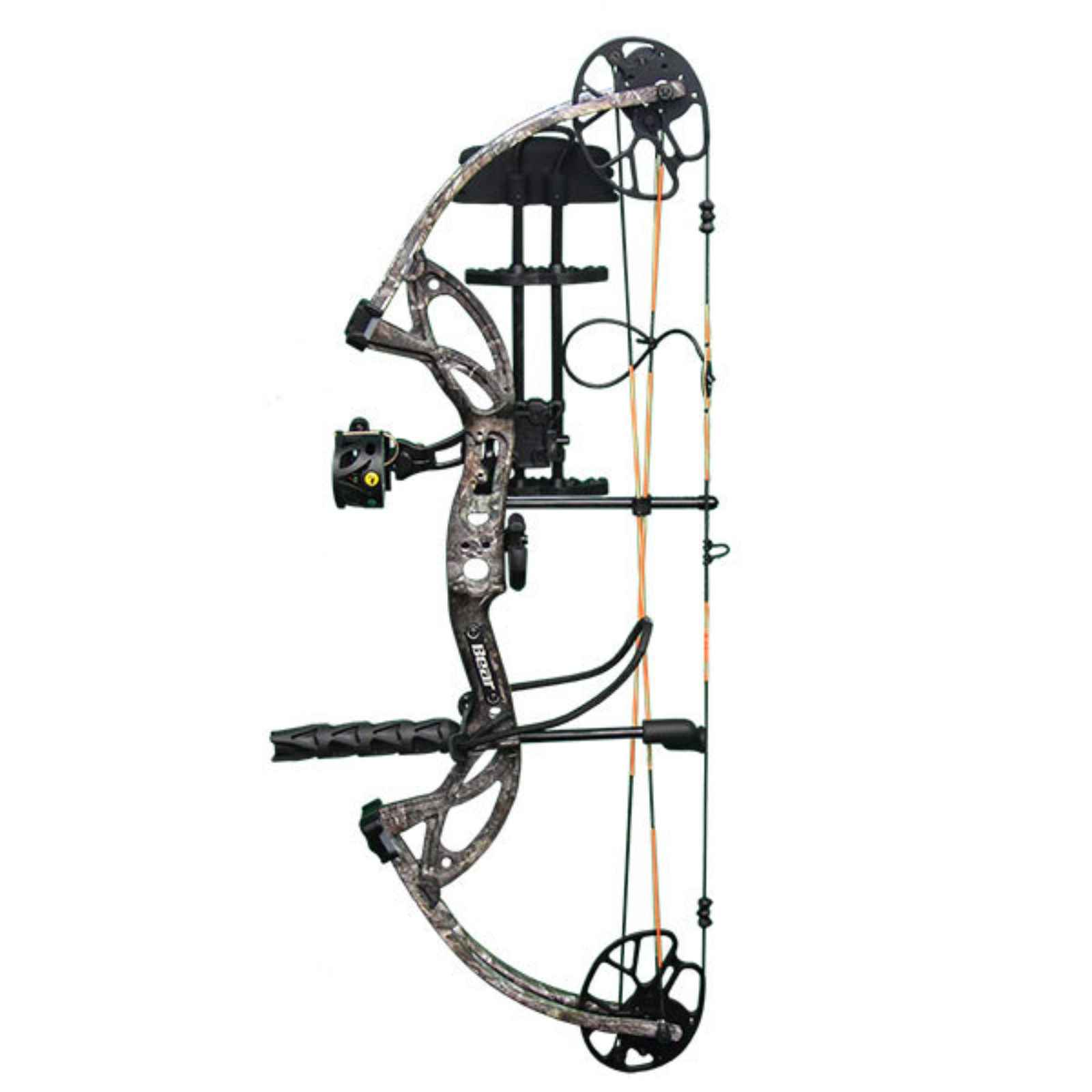 Bear Archery Cruzer G2 RTH RH 70 True Timber Kanati, AV83B21077R by Bear Archery