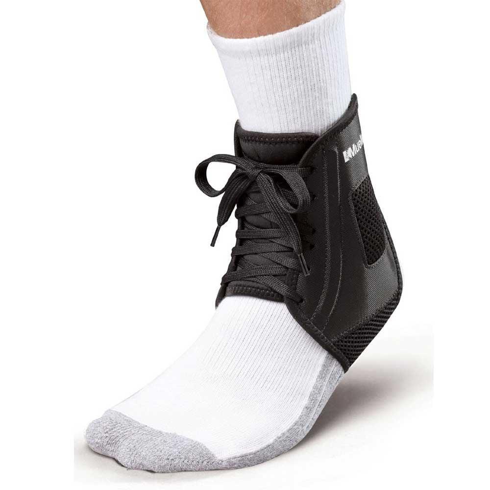 Mueller XLP Ankle Brace Black-Medium