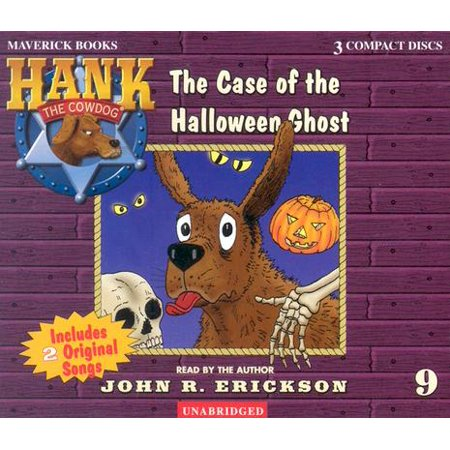 Hank the Cowdog (Audio): The Case of the Halloween Ghost (Audiobook) - Halloween Audio Files