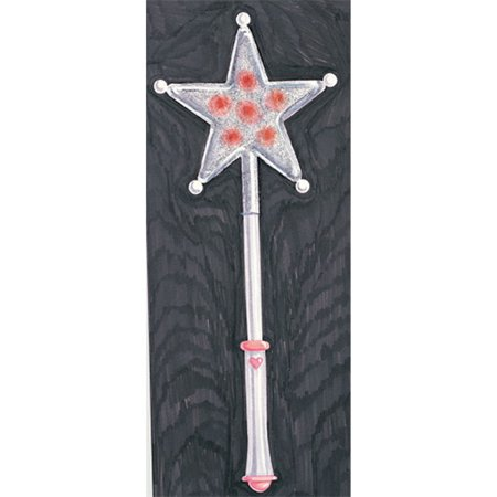 Wizard Of Oz Musical Wand Rubies 524 - Galinda The Good Witch