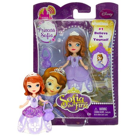 Princess Sofia ~3 - Disney Sofia the First Mini-Doll Series: #1 Believe in Yourself - Sofia The First Table Cloth