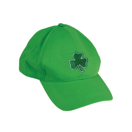 St Patricks Day Light Green Irish Shamrock Baseball Hat Cap Accessory