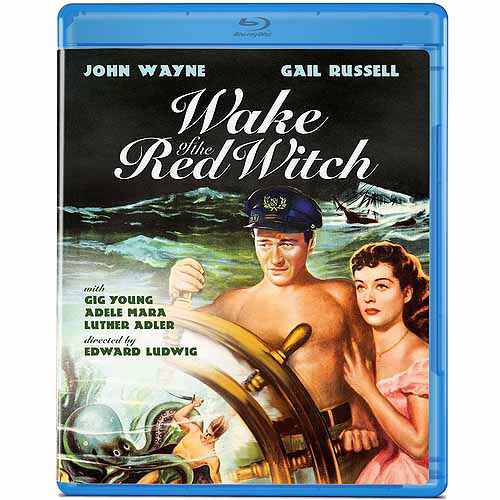 Wake Of The Red Witch (1949) (Blu-ray) (Full Frame)