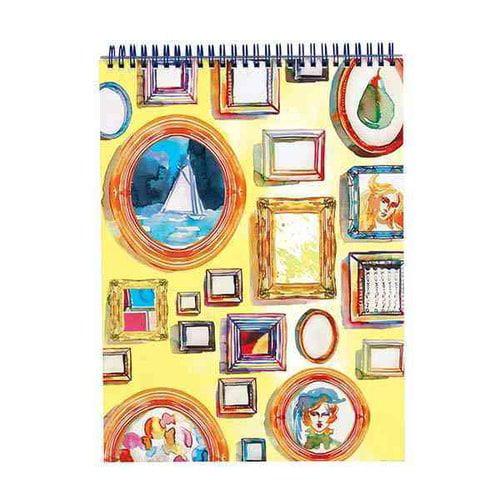 Frame Gallery Sketchbook