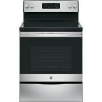 GE Appliances 30'' Free-Standing Electric Range