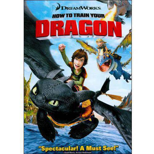 How To Train Your Dragon (With INSTAWATCH) (Widescreen)