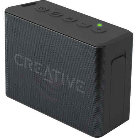 Creative MUVO 1.0 Speaker System Wireless Speaker Portable Bluetooth Black Creative MUVO 1.0 Speaker System Wireless Speaker Portable Bluetooth Black