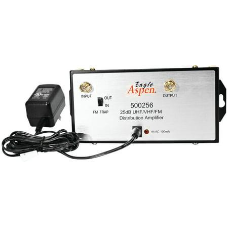 Eagle Aspen 500256 25 dB Distribution Amp Color Video Distribution Amp