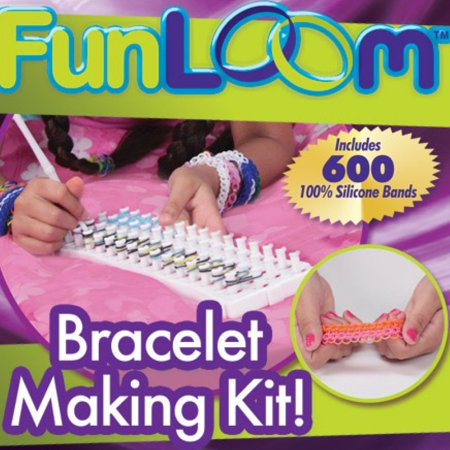 Rubber Band Bracelet Maker Make Your Own Bracelet Hair Ties DIY - Make Your Own Rubber Bracelet