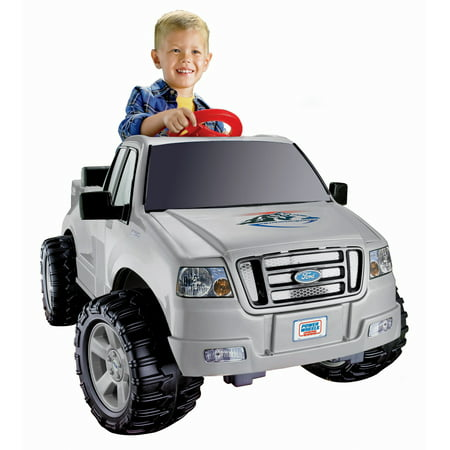 Power Wheels Lil Ford F 150 6 Volt Battery Powered Ride On