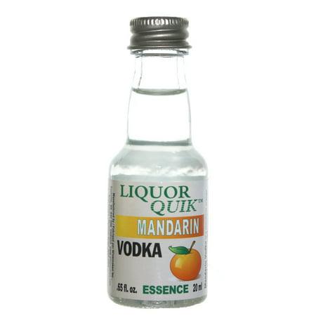 Espresso Vodka (Liquor Quik Natural Vodka Essence 20 mL (Mandarin)