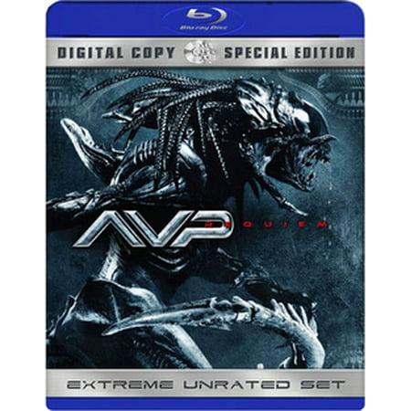 Aliens vs. Predator: Requiem (Blu-ray) (Monsters Vs Aliens Halloween Movie)