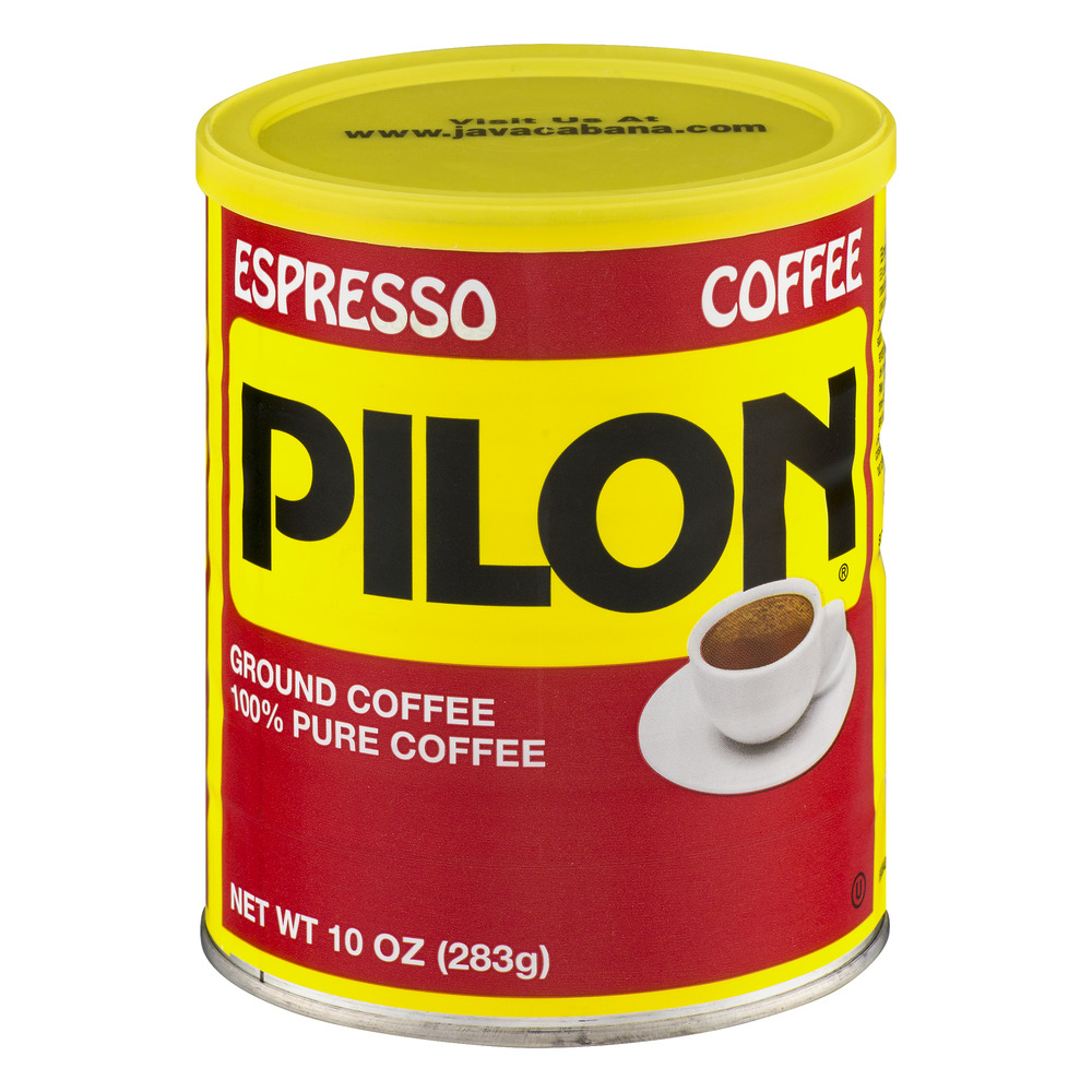 Pilon Espresso Coffee Ground, 10.0 OZ