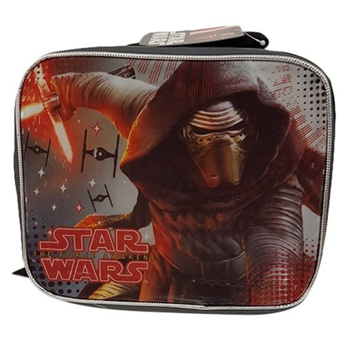 Star Wars the Force Awakens Insulated Lunch Tote