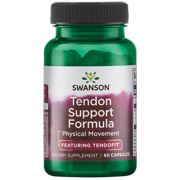 Swanson Tendon Support Formula - Featuring Tendofit 60 Capsules