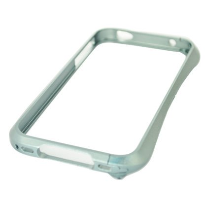 For App iPhone 4 Metal Frame - Grey (Best Iphone App To Hook Up)