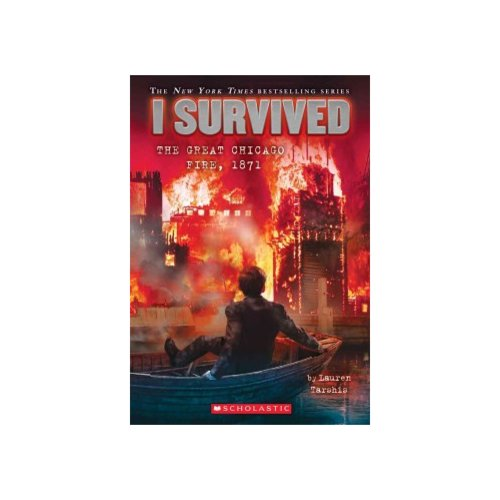 I Survived the Great Chicago Fire, 1871 - Walmart.com