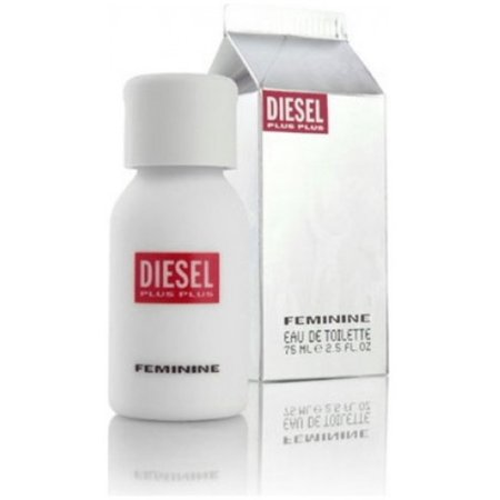 Diesel Plus Plus Feminine Eau De Toilette Spray 2.5 oz