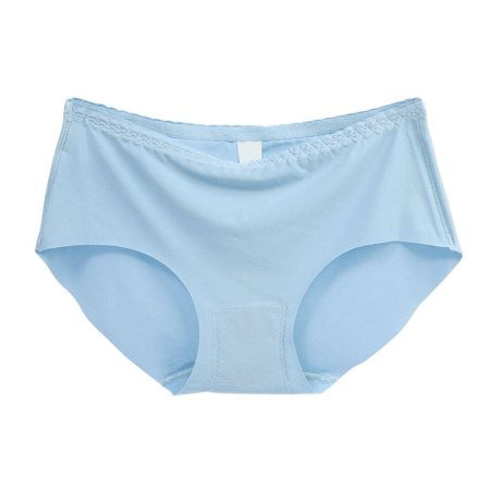 Women's Panties Sexy Seamless Soft Lingerie Briefs Underwear Panties - Nylon Soft Lingerie
