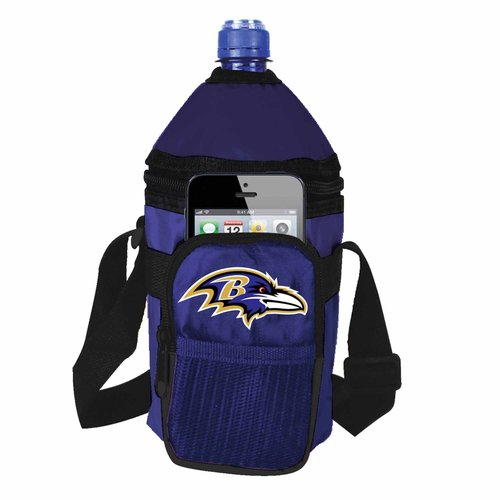 ***P95***NFL Ravens Bottle Bag Cooler