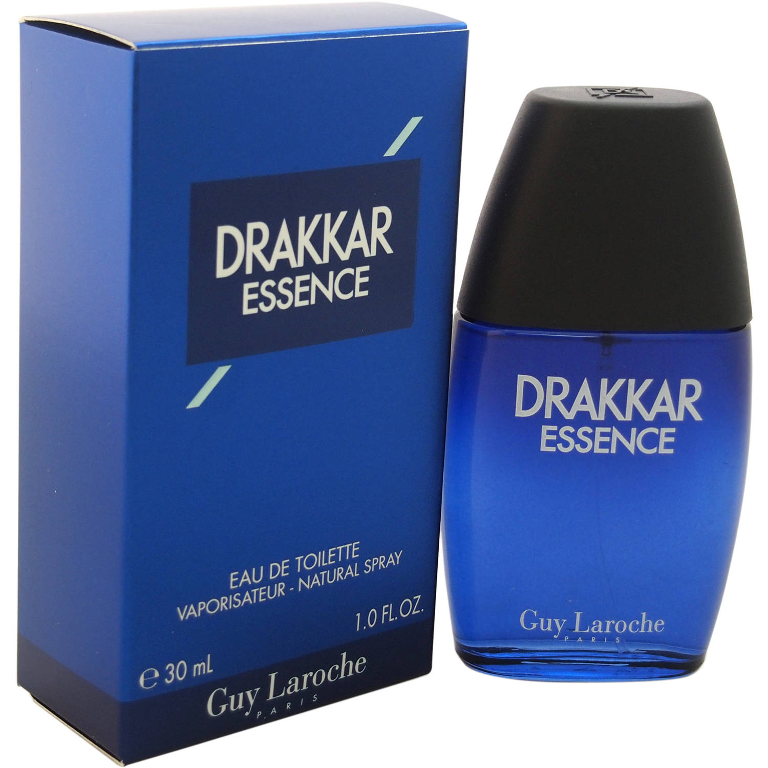 Guy Laroche Drakkar Essence by for Men Eau de Toilette, 1 oz