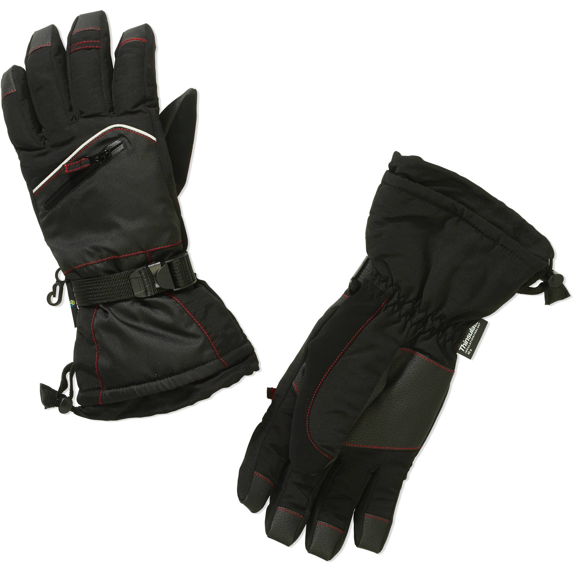 Cold Front Men's Hi-Tech Gloves