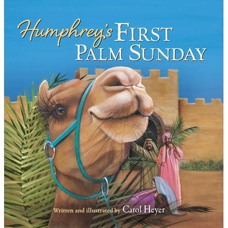 Humphrey's First Palm Sunday - Palm Sunday Colors