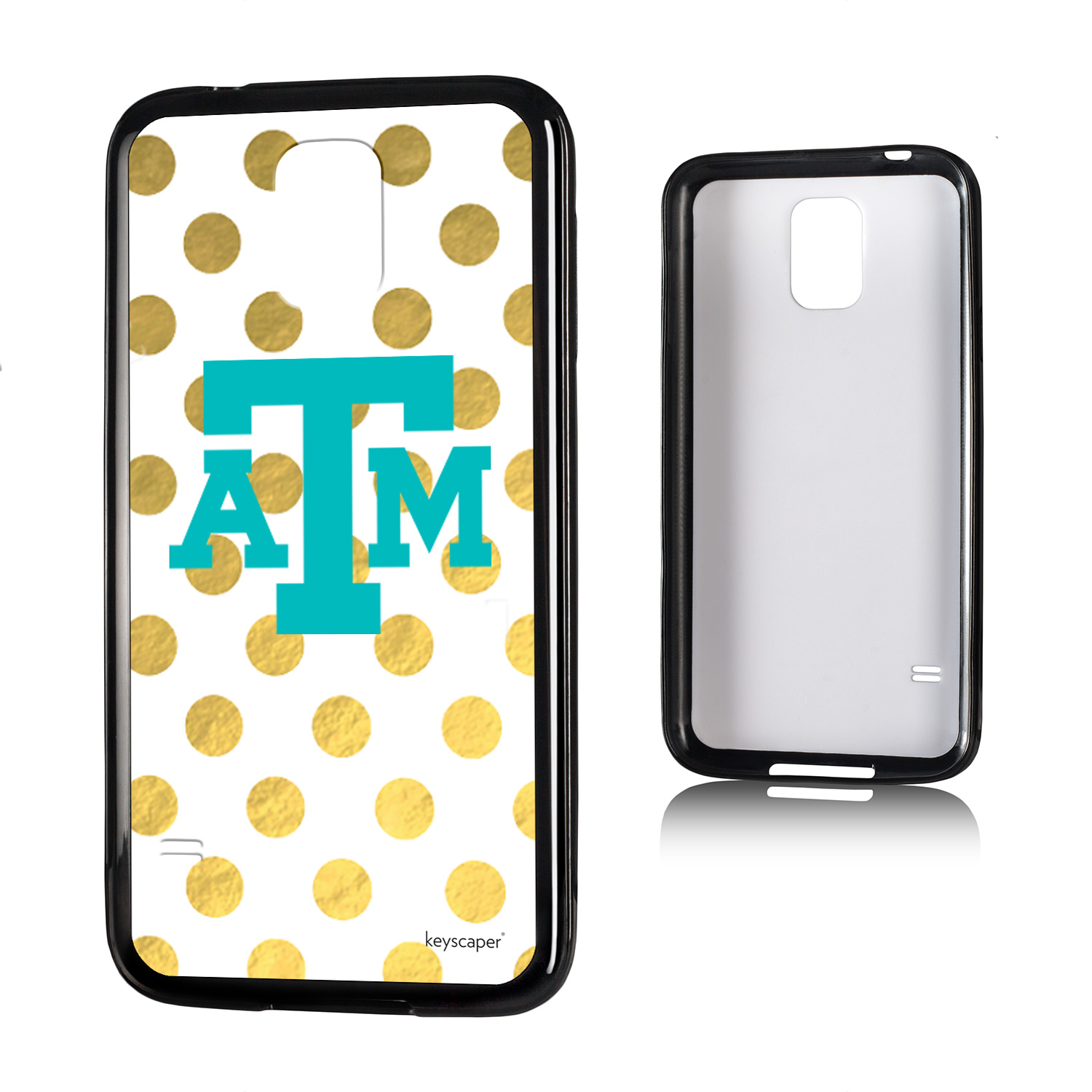 Texas A&M Aggies Galaxy S5 Bumper Case