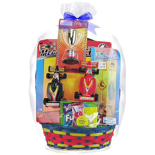 Boys' Action Toys Easter Basket
