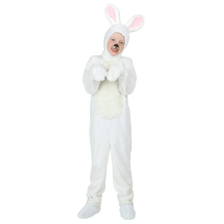 Kids White Bunny Costume](Cocktail Bunny Costume)