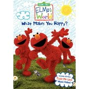 Sesame Street PBS Kids: Elmo's World: What Makes You Happy? (Other) by SONY MUSIC/SONY WONDER