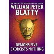 Demons Five, Exorcists Nothing - eBook