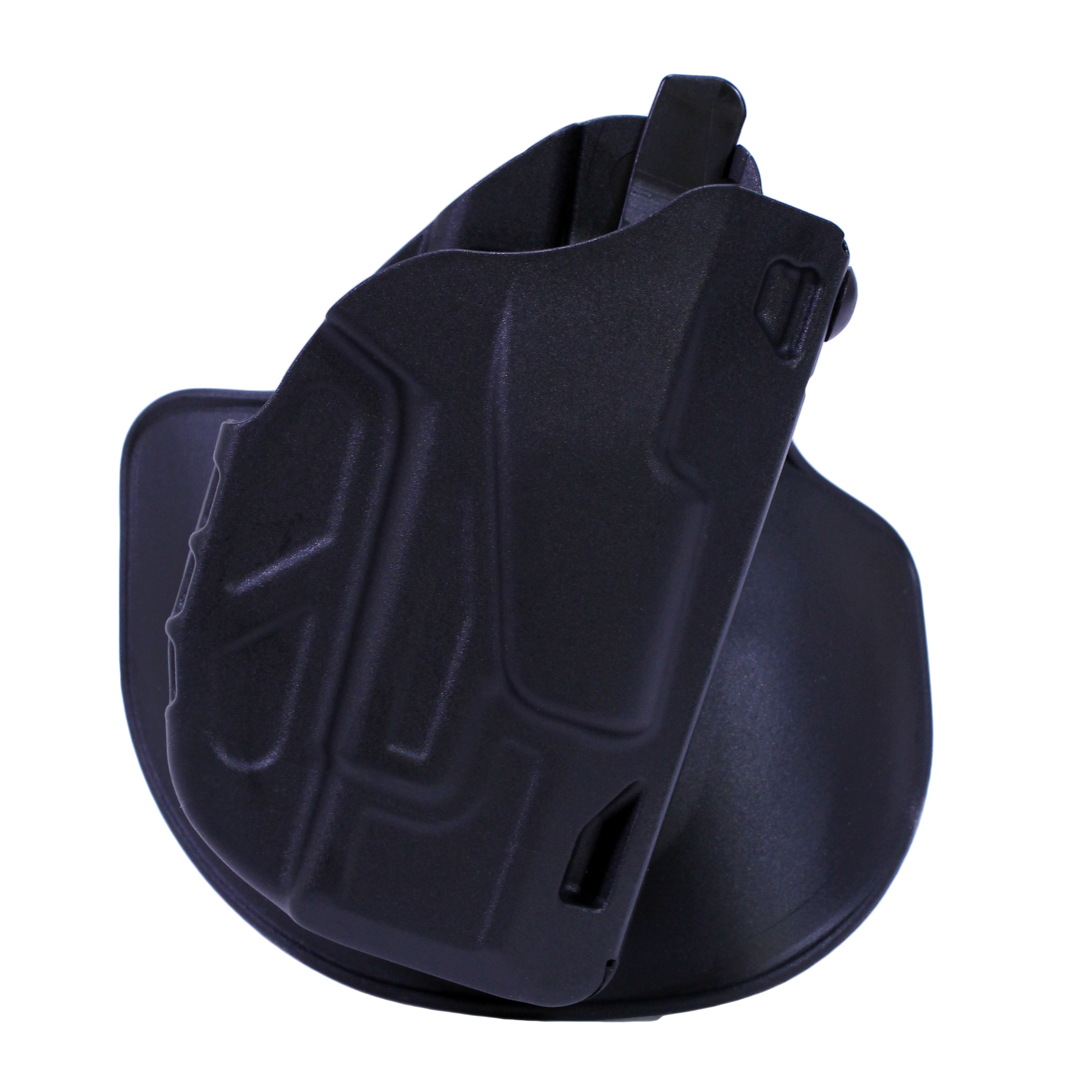 Safariland 7TS ALS Open Top Concealment Paddle Holster Glock 26 27, Plain Black, Right Hand by SAFARILAND