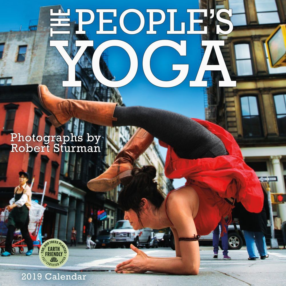 Peoples Yoga Wall Calendar, More Inspiration by Calendars