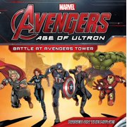 Marvel's Avengers: Age of Ultron: Battle at Avengers Tower - eBook