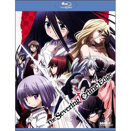 The Severing Crime Edge: Complete Collection (Blu-ray)