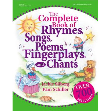 The Complete Book of Rhymes, Songs, Poems, Fingerplays, and Chants - Funny Halloween Rhymes Poems