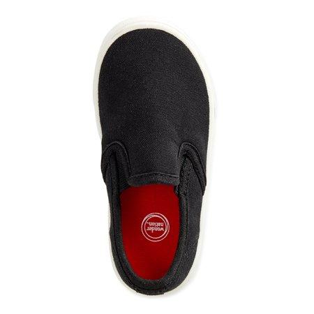 Wonder Nation Timmy Casual Slip On Sneaker (Toddler Boys)